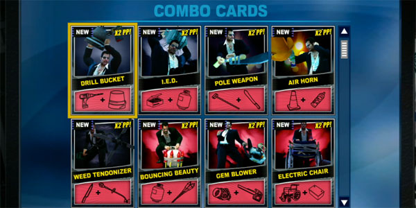 Dead Rising Combo Weapons Guide Gamerstarget